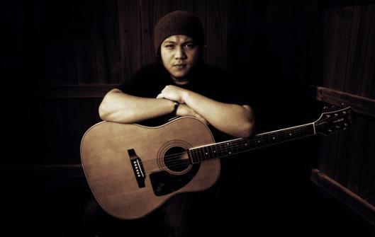 Otan on Guitar